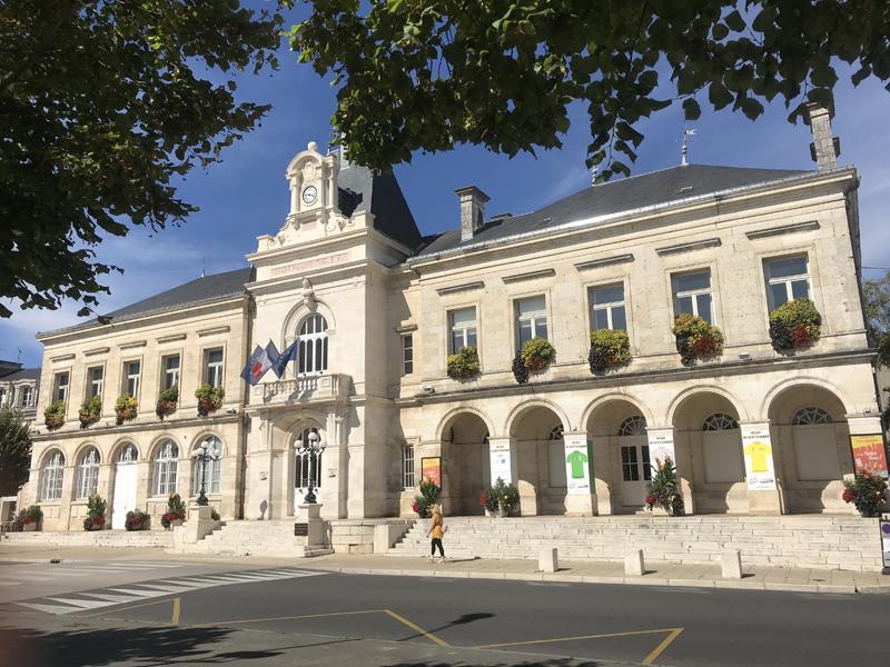 Municipalité de Chauvigny