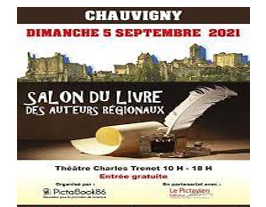 Salon du livre Chauvigny